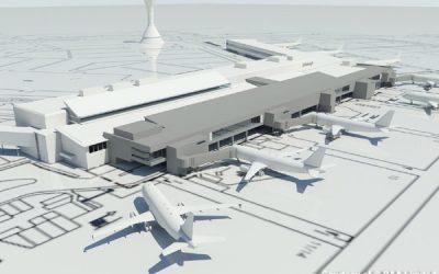 Edinburgh Airport Terminal Expansion