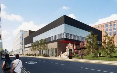 University of Strathclyde Sports, Health and Well-being Facility